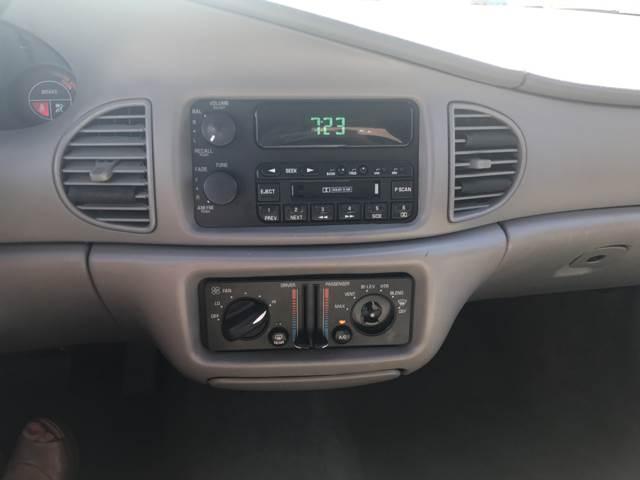 2000 Buick Century Custom 4dr Sedan - Baltimore MD