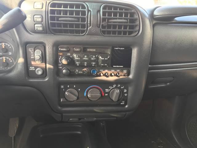 2001 Chevrolet Blazer LS 4WD 4dr SUV - Baltimore MD