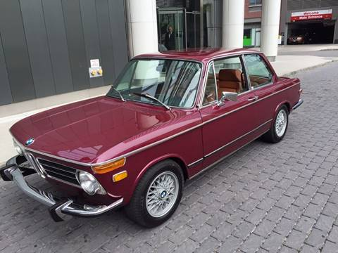 1973 BMW 2002 for sale at Island Motor Cars in Nesconset NY