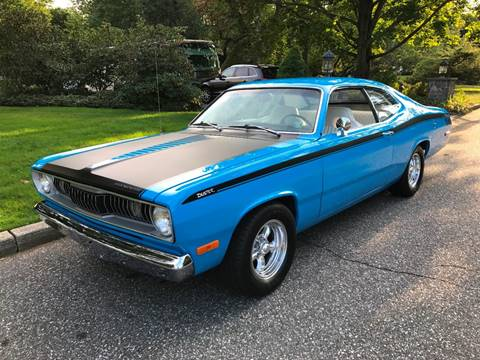1972 Plymouth Duster for sale in Nesconset, NY