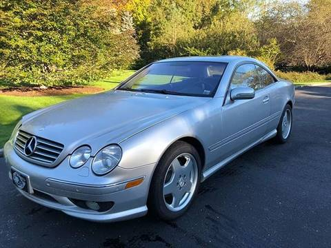 2001 Mercedes-Benz CL-Class for sale in Nesconset, NY