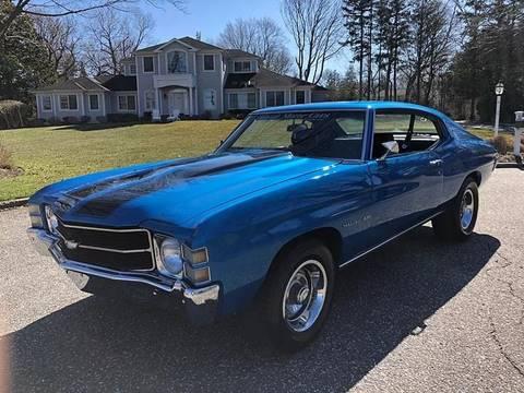 1971 Chevrolet Chevelle Malibu for sale in Nesconset, NY