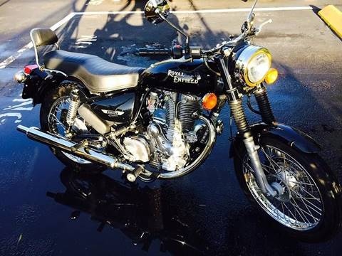 2008 Royal Enfield Bullet 500 for sale in Nesconset, NY