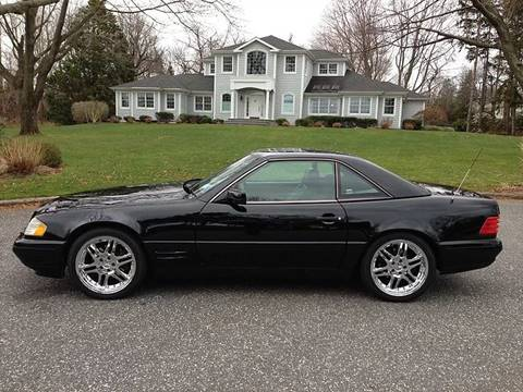 1997 Mercedes-Benz SL-Class for sale in Nesconset, NY