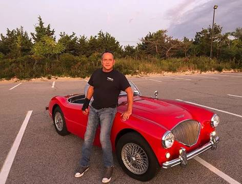 1956 Austin-Healey Sprite MKIII for sale in Nesconset, NY