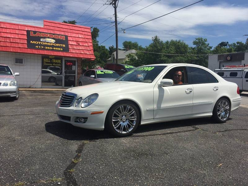 2007 mercedes benz e class e350 4dr sedan in joplin mo