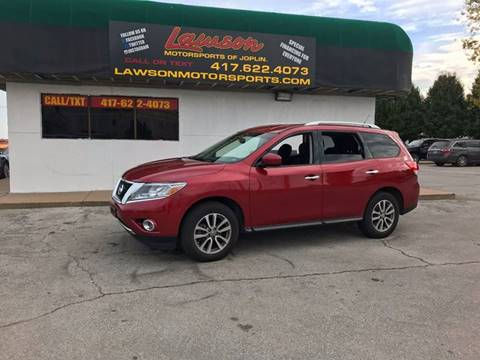 2015 Nissan Pathfinder for sale in Joplin, MO