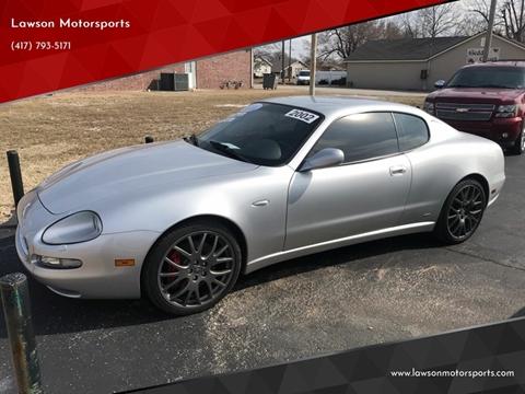 2002 Maserati Coupe for sale in Joplin, MO