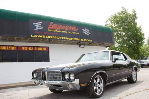 1972 Oldsmobile Cutlass Supreme for sale in Joplin, MO