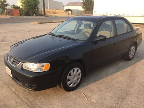 2001 Toyota Corolla For Sale In Sacramento, CA
