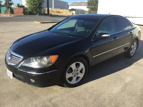Acura RL For Sale In California Carsforsalecom - Acura rl 2005 for sale