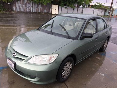 2004 Honda Civic for sale in Sacramento, CA