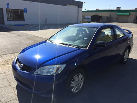 2005 Honda Civic for sale in Sacramento, CA