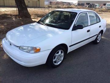 2000 Chevrolet Prizm for sale in Sacramento, CA