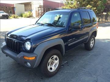 2003 Jeep Liberty for sale in Sacramento, CA