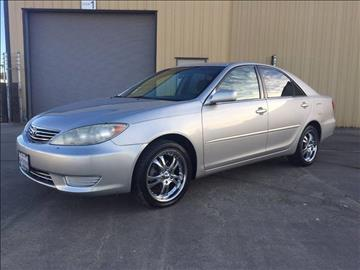 2005 Toyota Camry for sale in Sacramento, CA