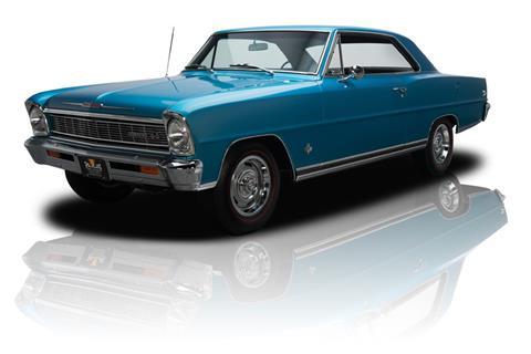 1966 Chevrolet Nova for sale in Charlotte, NC