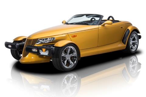 2002 Chrysler Prowler for sale in Charlotte, NC