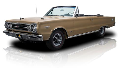 1967 Plymouth GTX for sale in Charlotte, NC