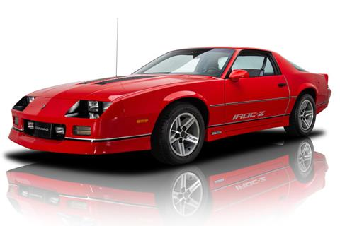 1986 Chevrolet Camaro For Sale Carsforsale Com 174