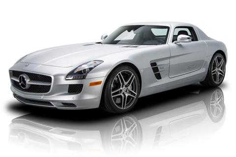 2011 Mercedes-Benz SLS AMG for sale in Charlotte, NC