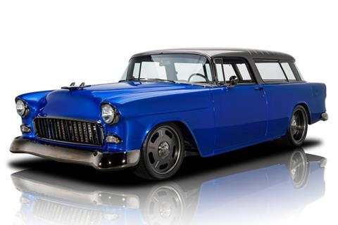 1955 Chevrolet Nomad for sale in Charlotte, NC