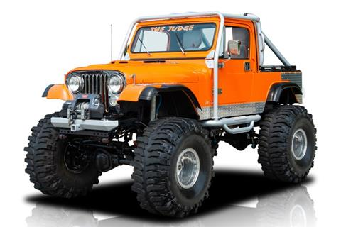 1985 Jeep Scrambler for sale in Charlotte, NC