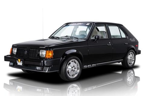 1986 Dodge Omni for sale in Charlotte, NC