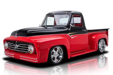 1955 Ford F-100 for sale in Charlotte, NC
