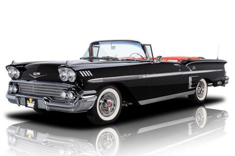 1958 Chevrolet Impala for sale in Charlotte, NC