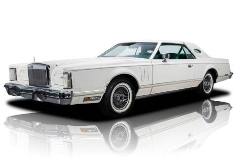 1977 Lincoln Continental for sale at RK Motors in Charlotte NC