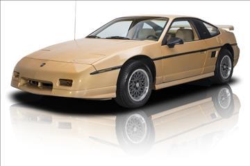 1986 Pontiac Fiero for sale in Charlotte, NC