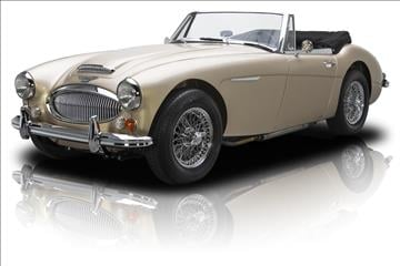 1967 Austin-Healey 3000 for sale in Charlotte, NC
