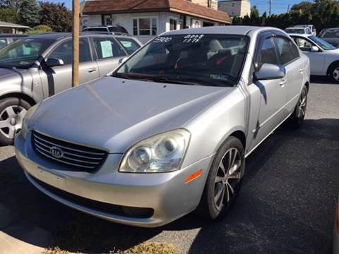 2008 Kia Optima for sale in Allentown, PA