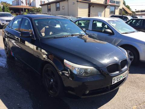 2007 BMW 5 Series for sale in Allentown, PA
