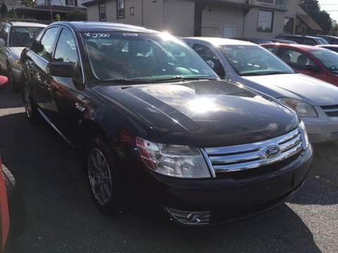 2008 Ford Taurus & Ford Used Cars For Sale Allentown Matt-N-Az Auto Sales markmcfarlin.com