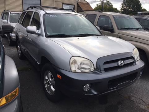 2005 Hyundai Santa Fe for sale in Allentown, PA