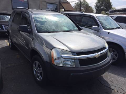 2005 Chevrolet Equinox for sale in Allentown, PA