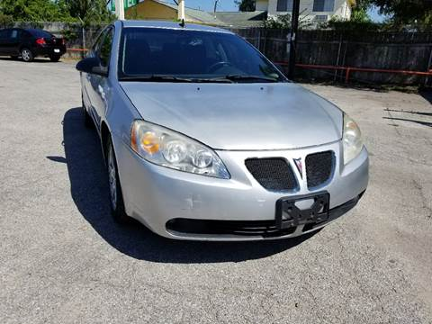2009 Pontiac G6 for sale in San Antonio, TX