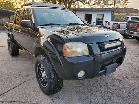 2001 Nissan Frontier for sale in San Antonio, TX
