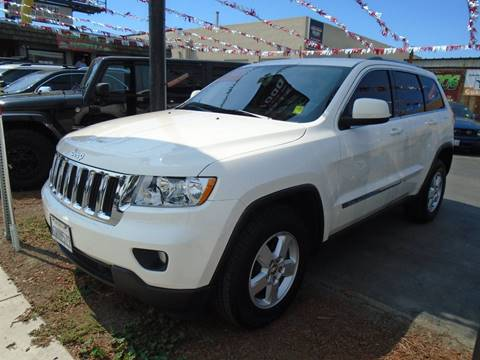 2011 Jeep Grand Cherokee for sale in Salinas, CA
