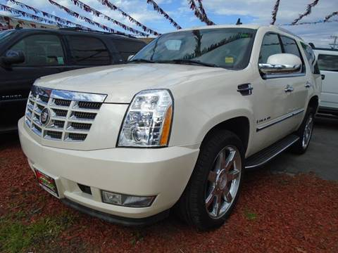 2007 Cadillac Escalade for sale in Salinas, CA