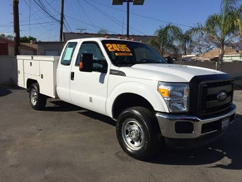 2012 Ford F-350 Super Duty for sale at Sanmiguel Motors in South Gate CA