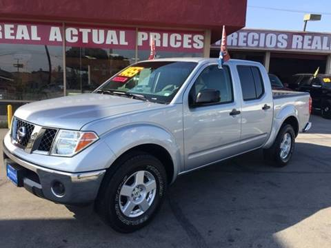2007 Nissan Frontier for sale at Sanmiguel Motors in South Gate CA