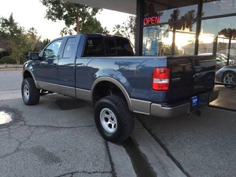 2004 Ford F-150 for sale at Sanmiguel Motors in South Gate CA