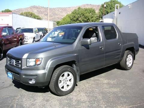2007 Honda Ridgeline for sale at Sanmiguel Motors in South Gate CA