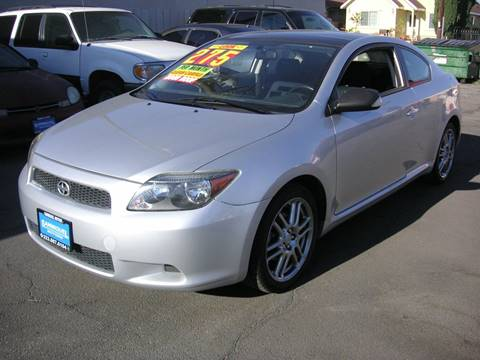 2007 Scion tC for sale at Sanmiguel Motors in South Gate CA