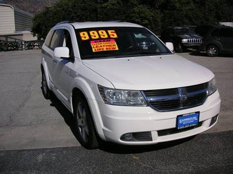 2009 Dodge Journey for sale at Sanmiguel Motors in South Gate CA