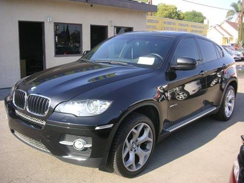 2011 BMW X6 for sale at Sanmiguel Motors in South Gate CA