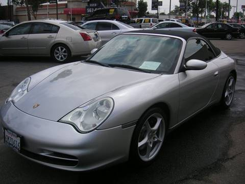 2003 Porsche 911 for sale at Sanmiguel Motors in South Gate CA